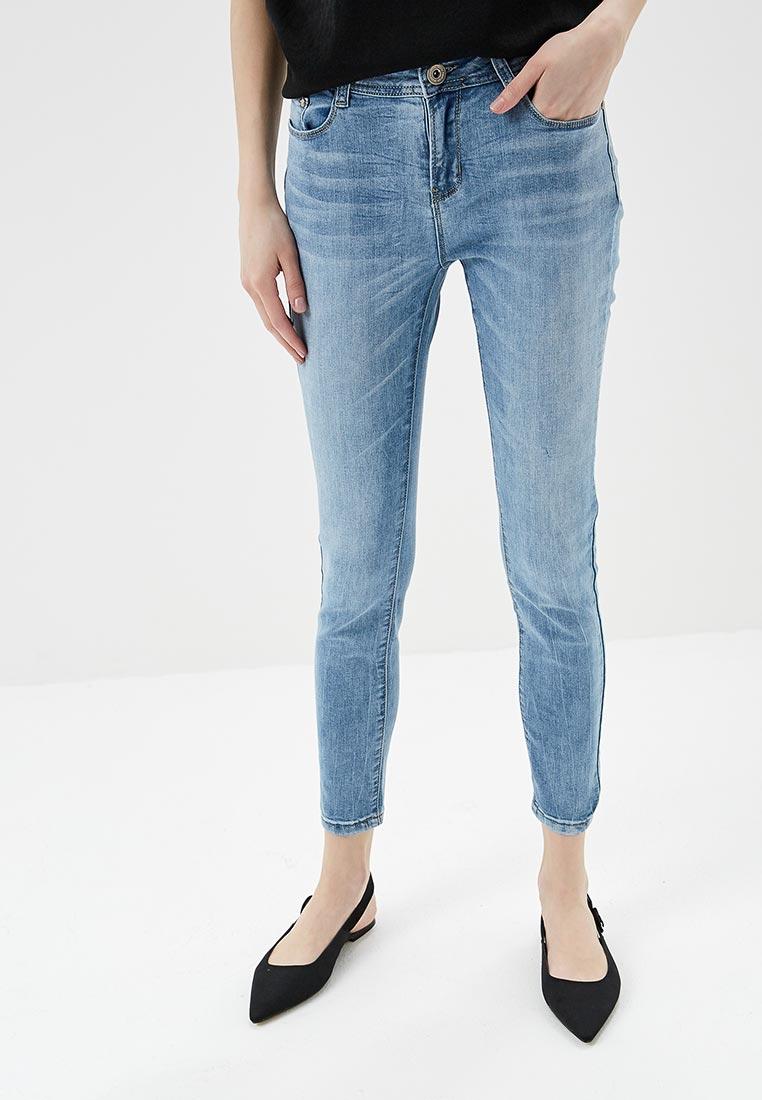 Зауженные джинсы G&G B014-T078