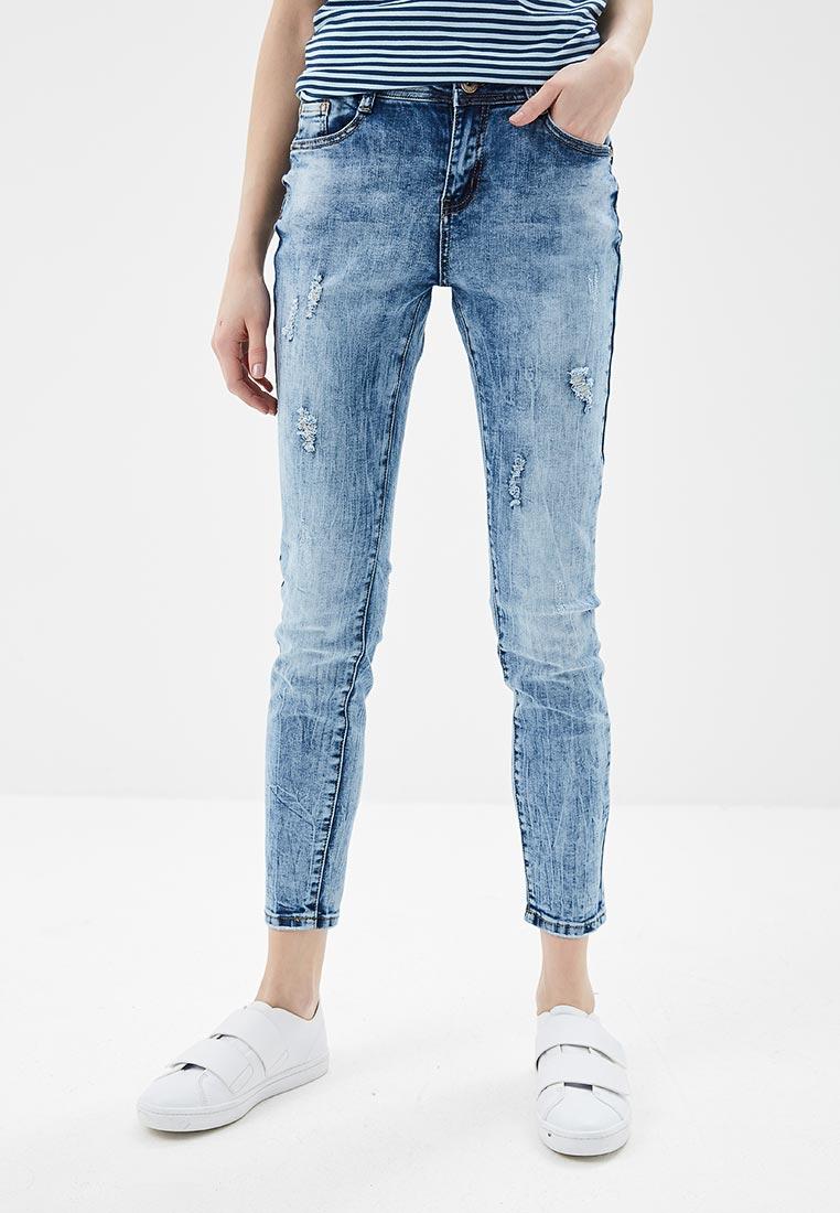 Зауженные джинсы G&G B014-T105