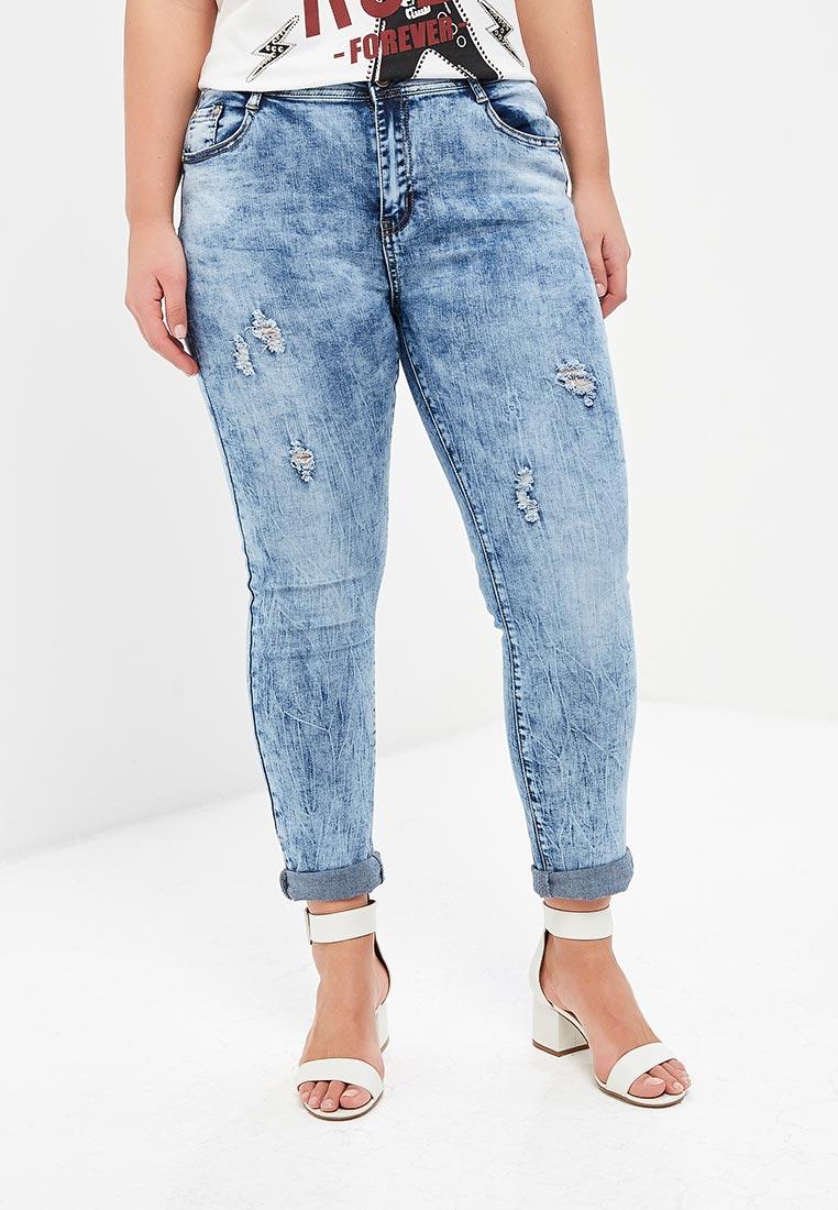 Зауженные джинсы G&G B014-T106