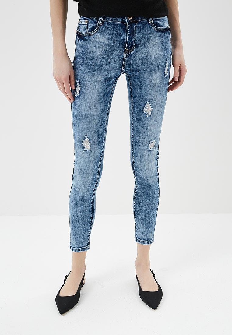 Зауженные джинсы G&G B014-T108