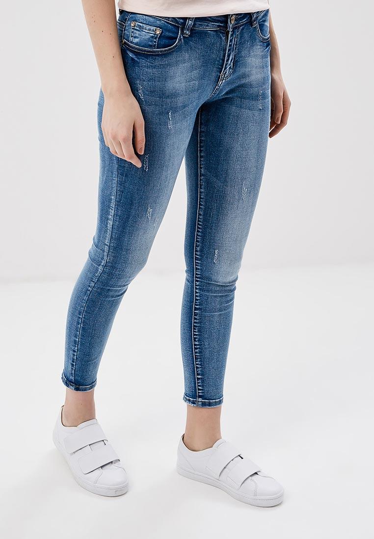Зауженные джинсы G&G B014-T110