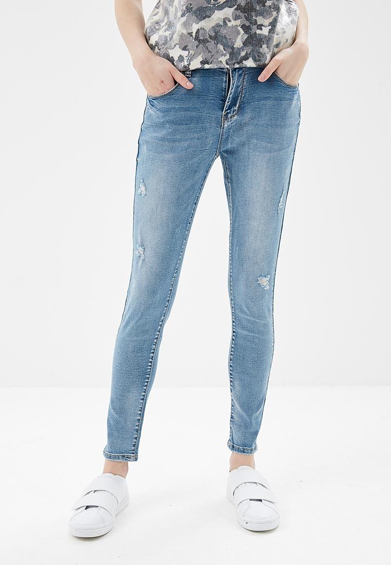 Зауженные джинсы G&G B014-W002