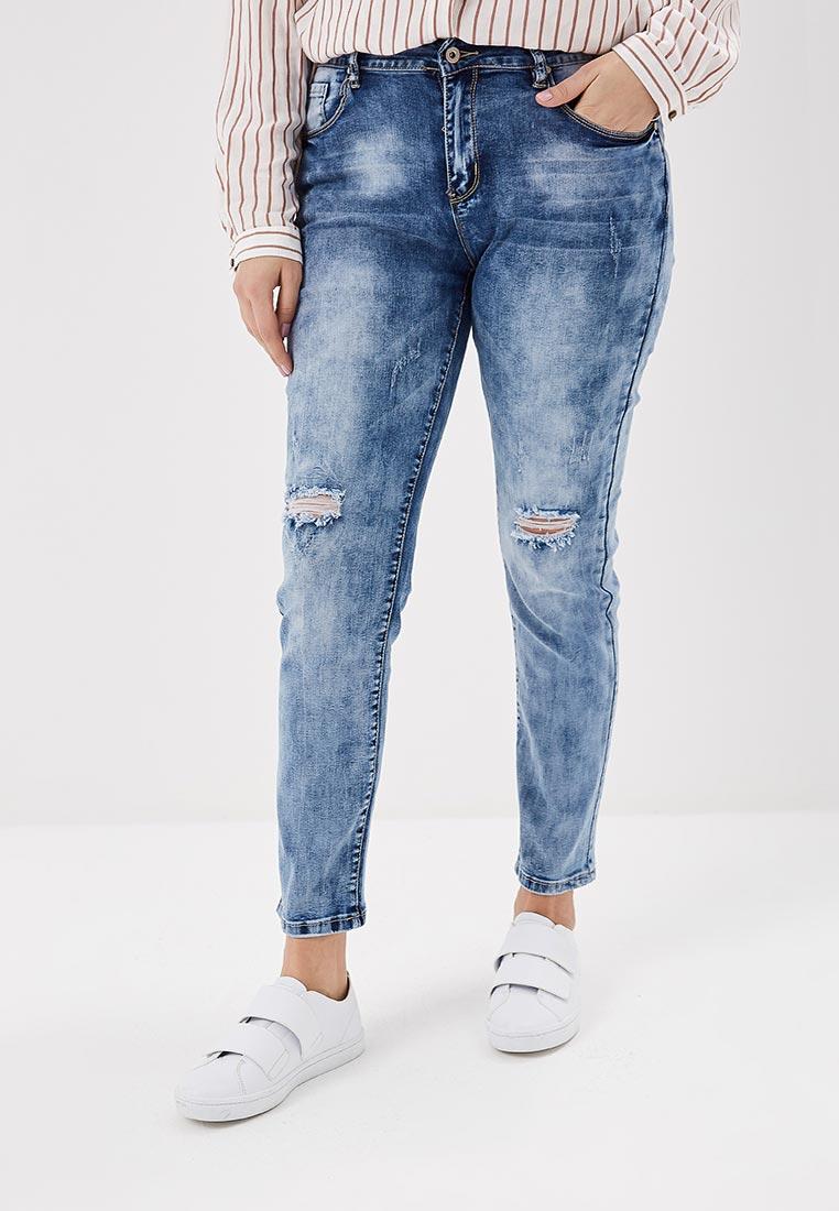 Зауженные джинсы G&G B014-W004