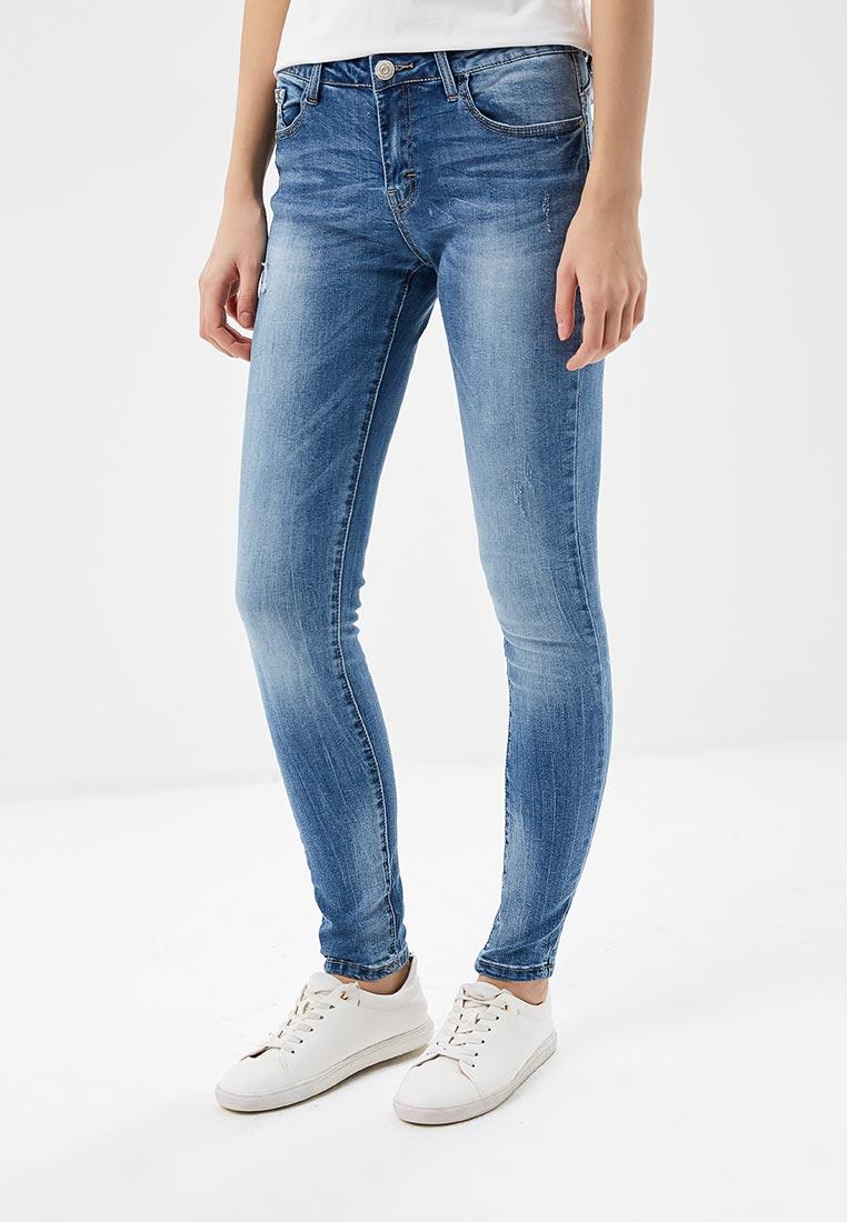 Зауженные джинсы G&G B014-YH011