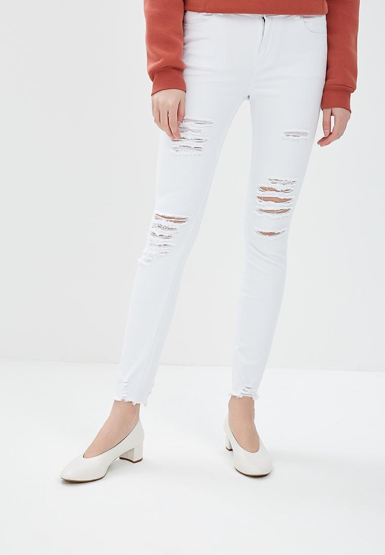 Зауженные джинсы G&G B014-T072