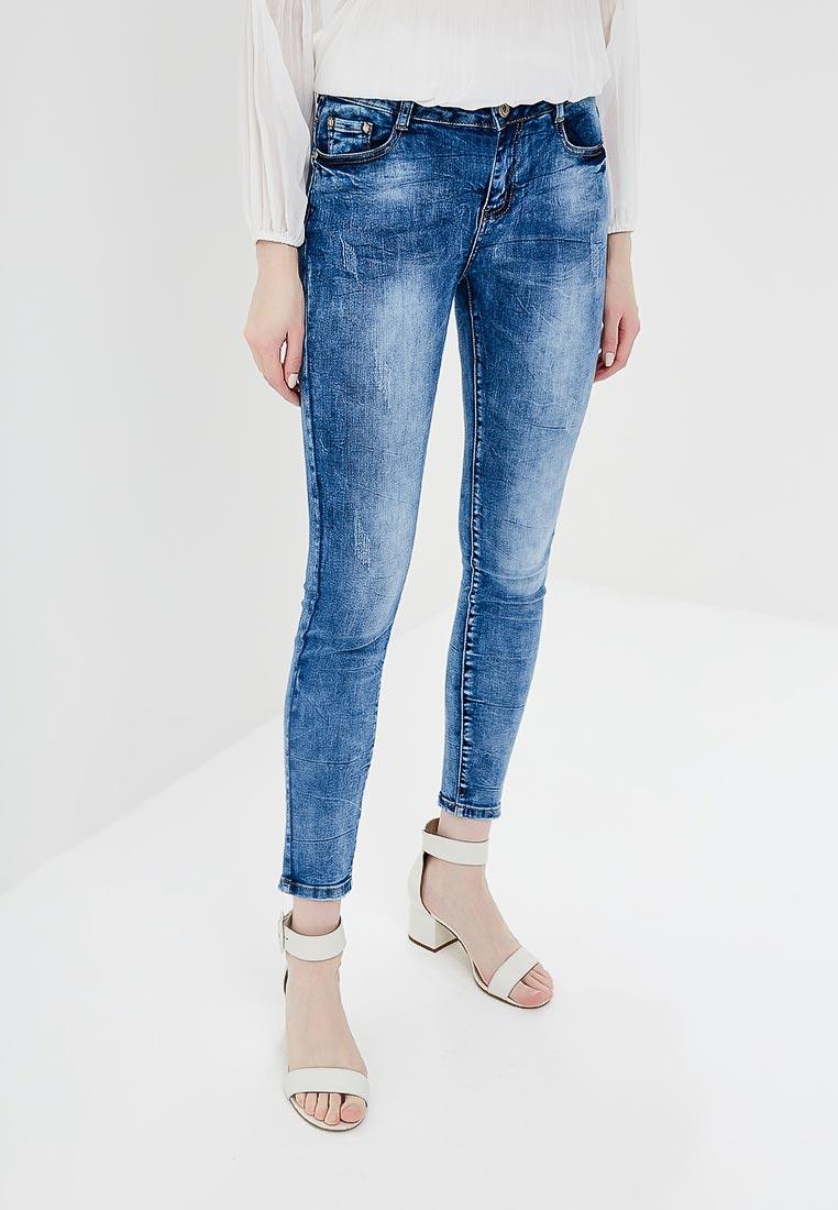 Зауженные джинсы G&G B014-T091