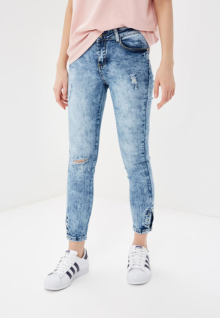 Зауженные джинсы G&G B014-T104