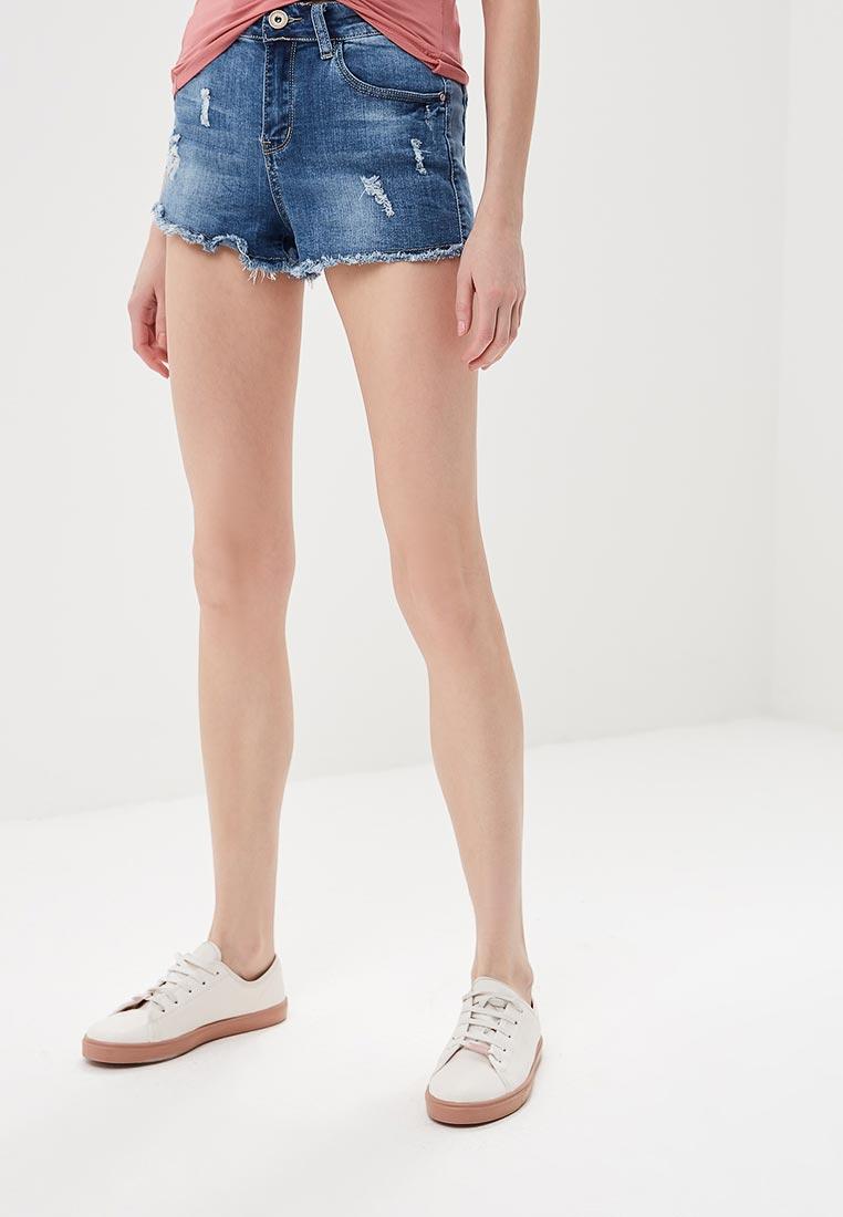Женские джинсовые шорты G&G B014-T115