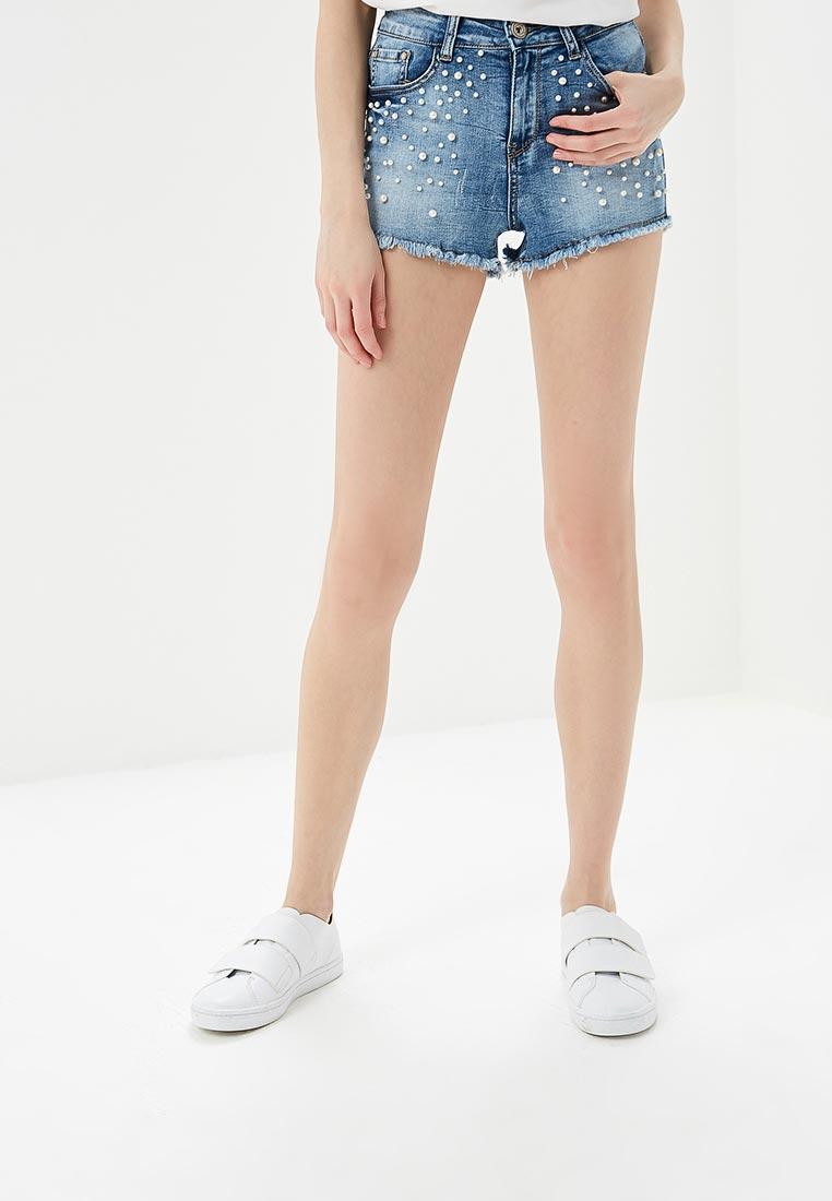 Женские джинсовые шорты G&G B014-T117
