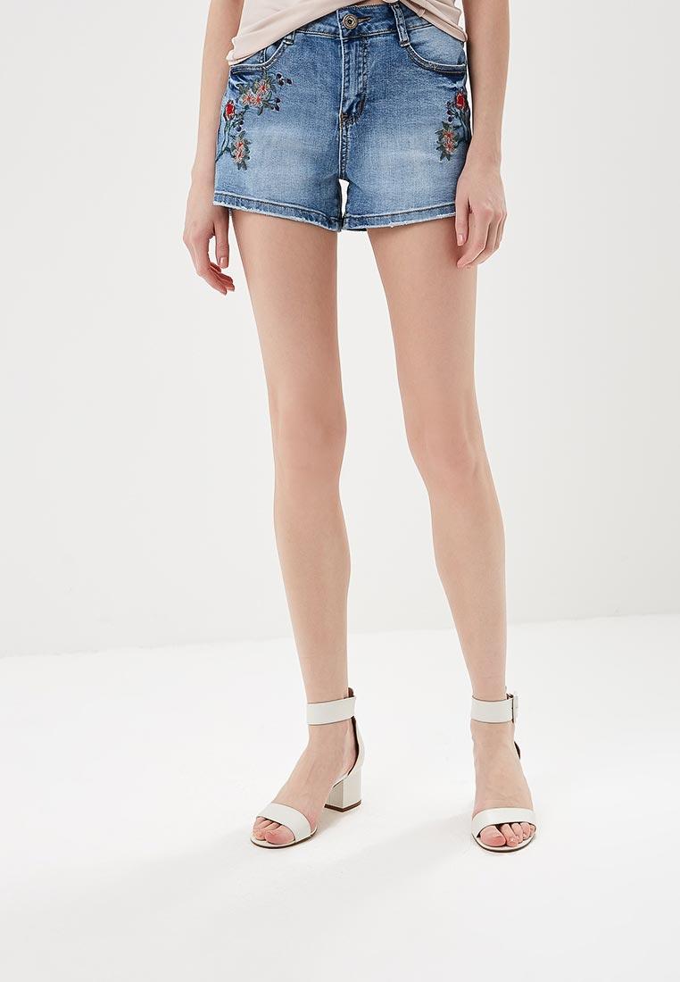 Женские джинсовые шорты G&G B014-T118