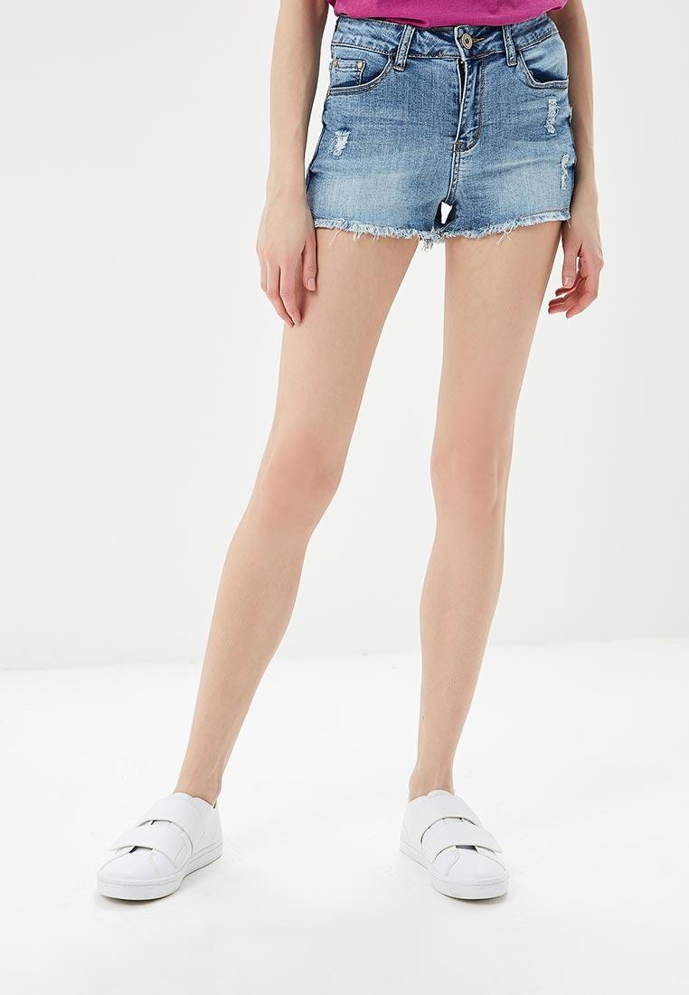 Женские джинсовые шорты G&G B014-T137