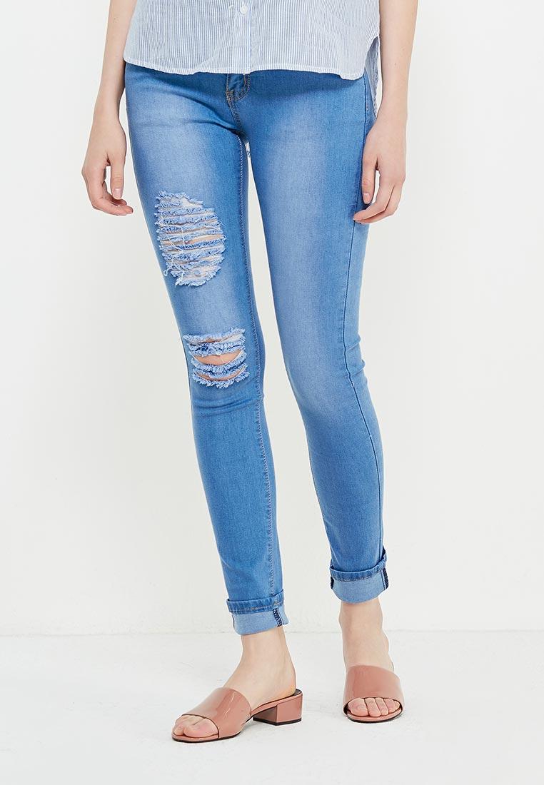 Зауженные джинсы G&G K325