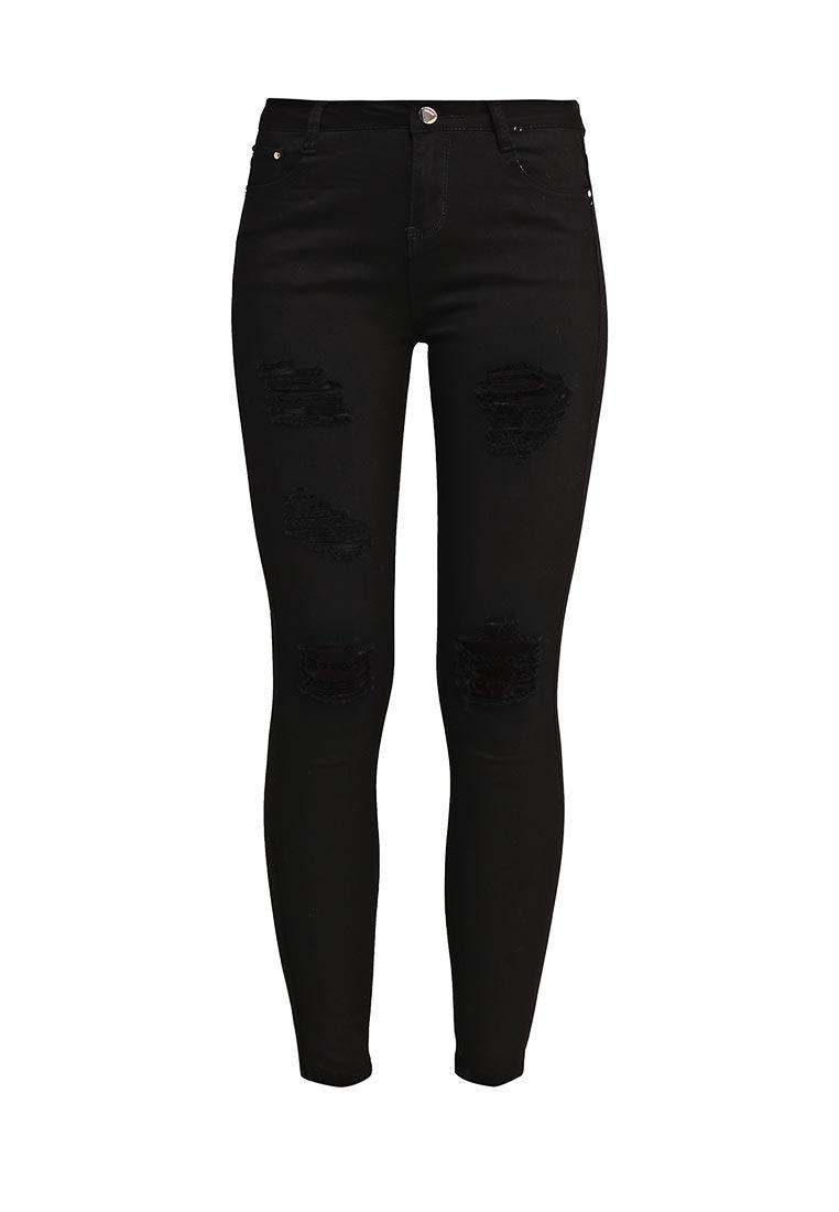 Зауженные джинсы G&G B014-F1001-1