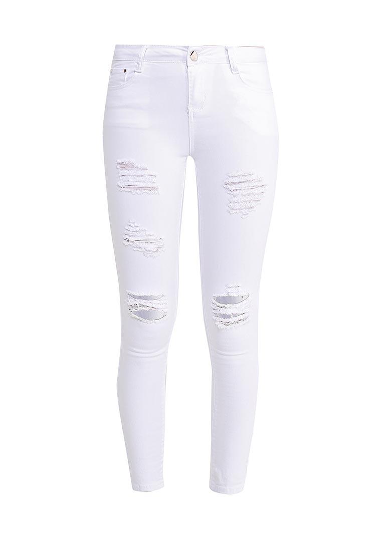 Зауженные джинсы G&G B014-F1001-2