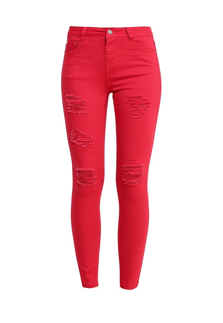 Женские зауженные брюки G&G B014-F1001-3
