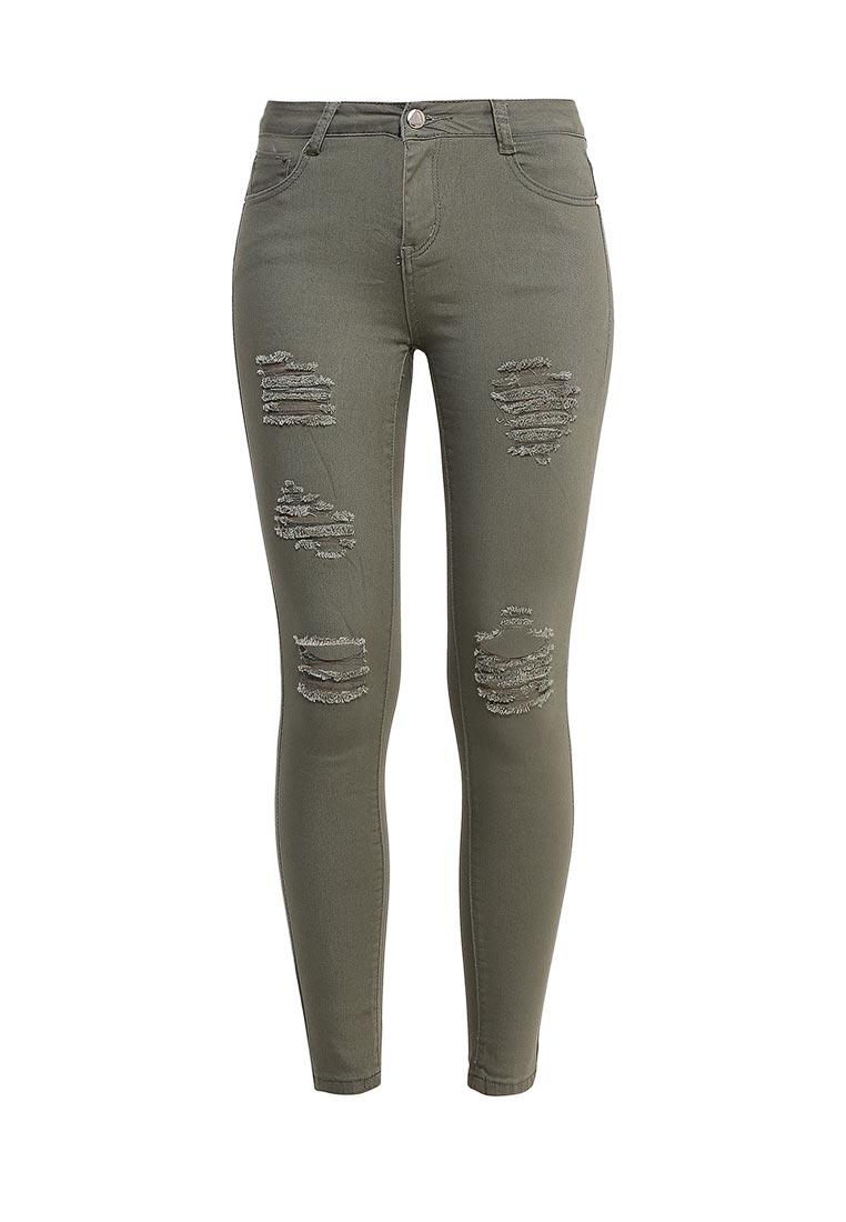 Женские зауженные брюки G&G B014-F1001-4