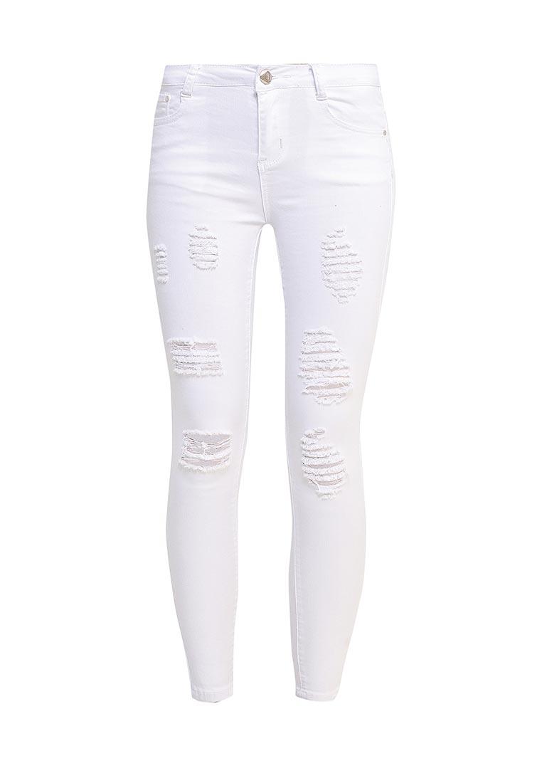 Зауженные джинсы G&G B014-F1002-2