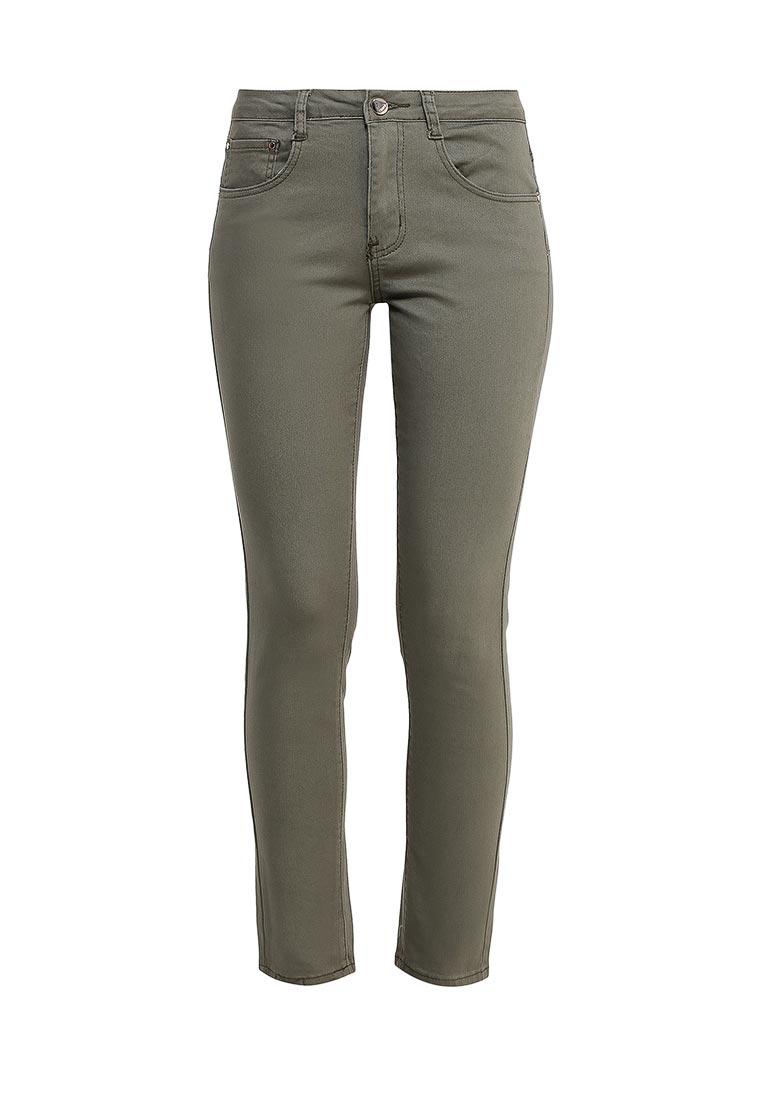 Женские зауженные брюки G&G B014-F1006