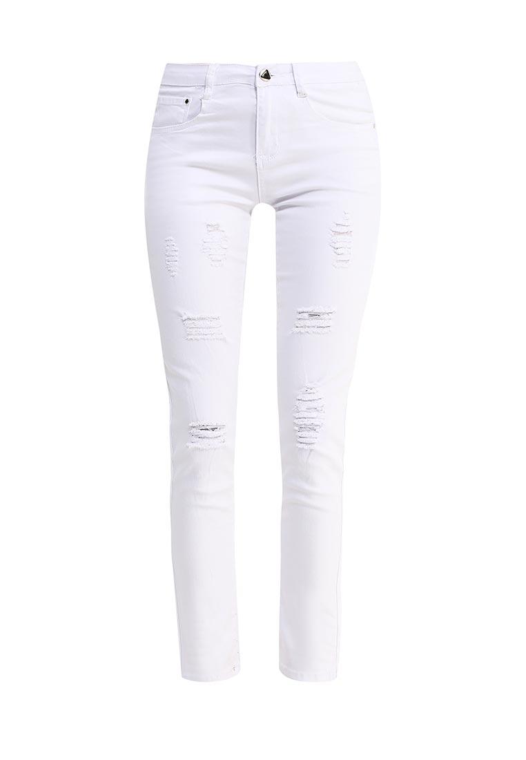 Зауженные джинсы G&G B014-F1010-2
