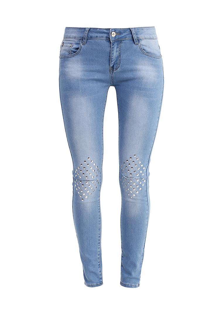 Зауженные джинсы G&G B014-K409-1