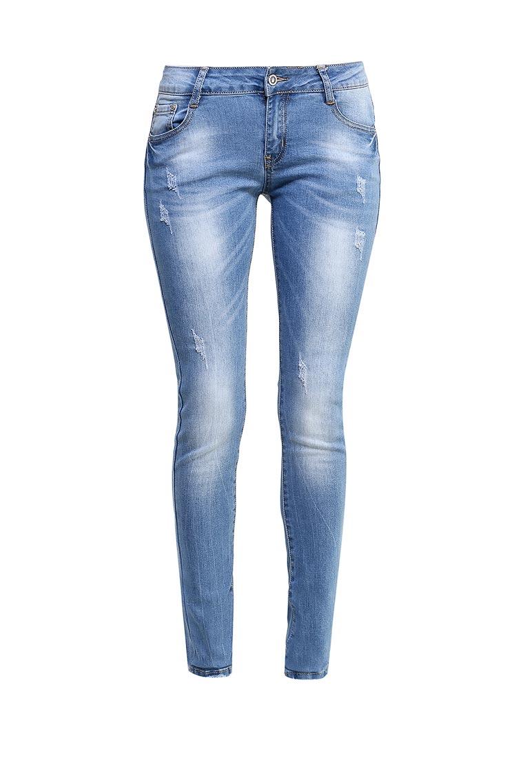 Зауженные джинсы G&G B014-K414