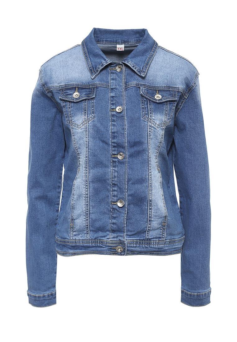 Джинсовая куртка G&G B014-L007