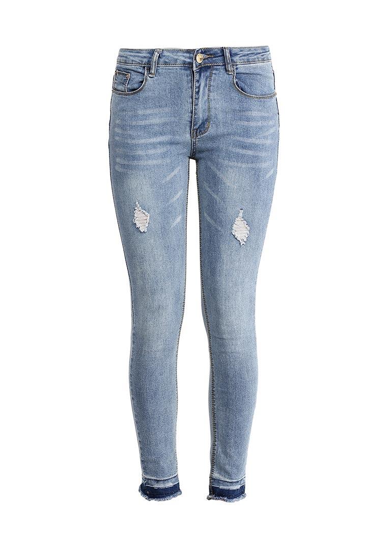 Зауженные джинсы G&G B014-Y2005