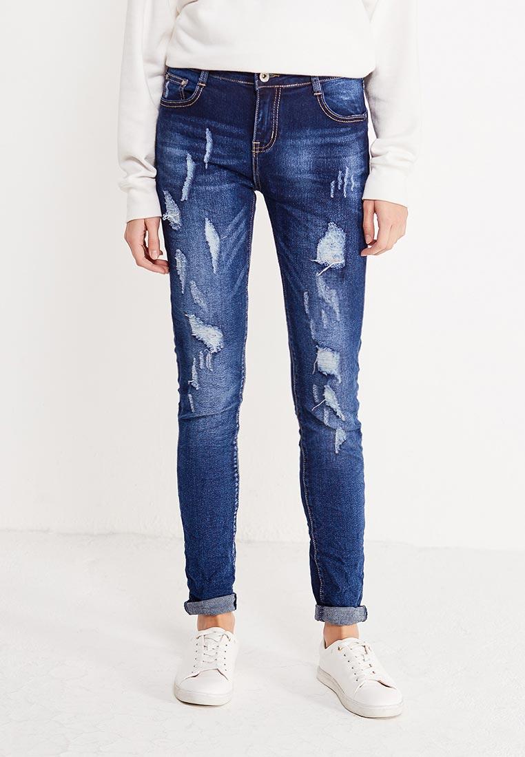 Зауженные джинсы G&G B014-YH007