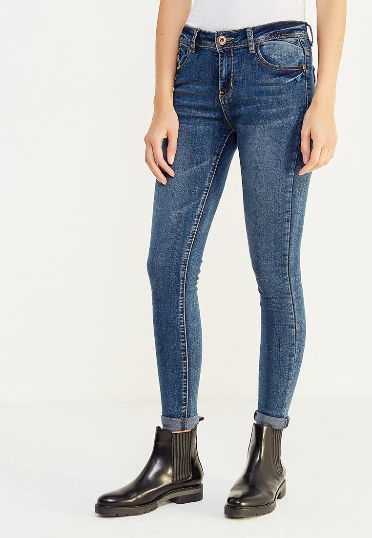 Зауженные джинсы G&G B014-K448