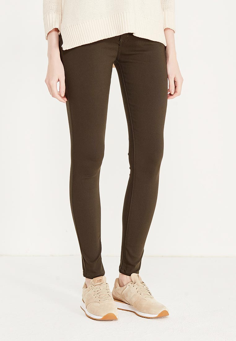 Женские зауженные брюки G&G B014-K455