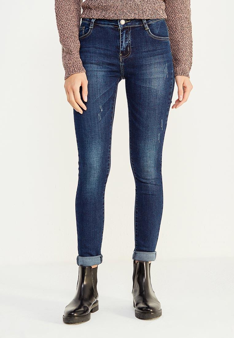 Зауженные джинсы G&G B014-T042