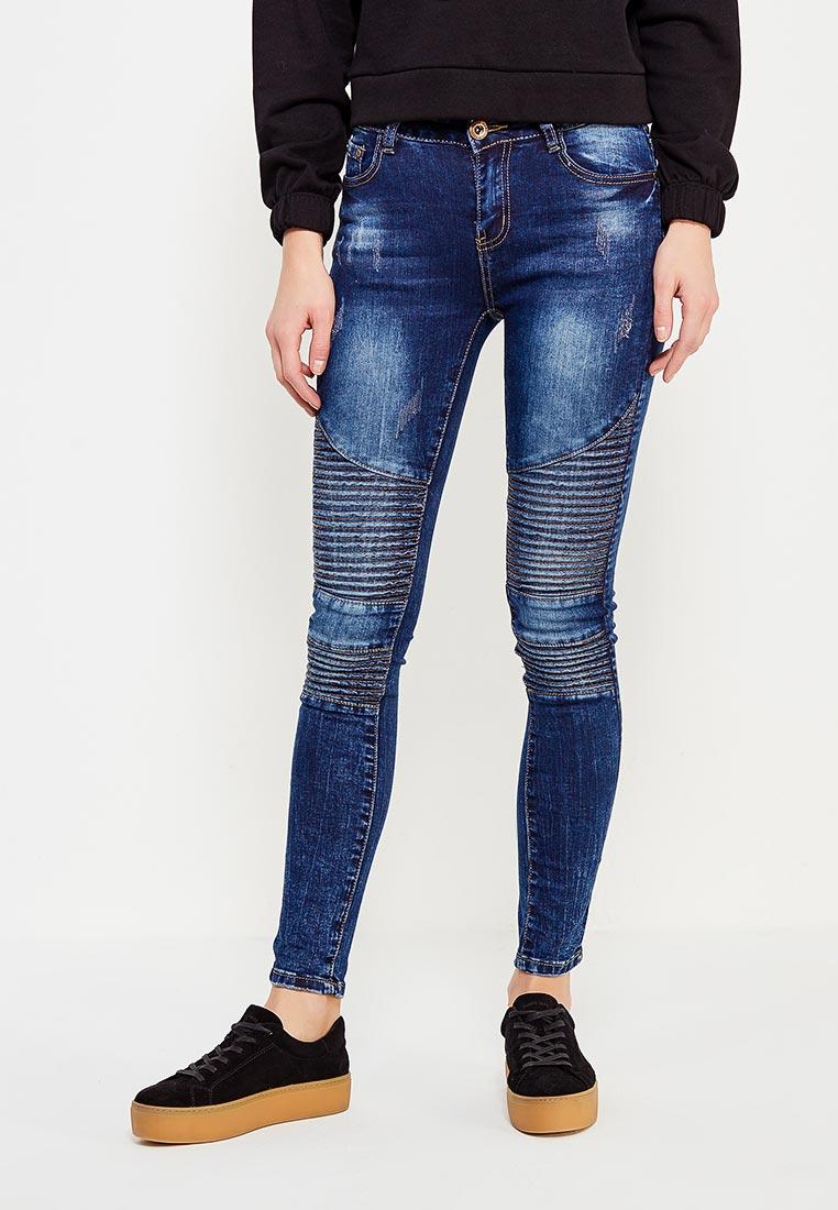 Зауженные джинсы G&G B014-K450