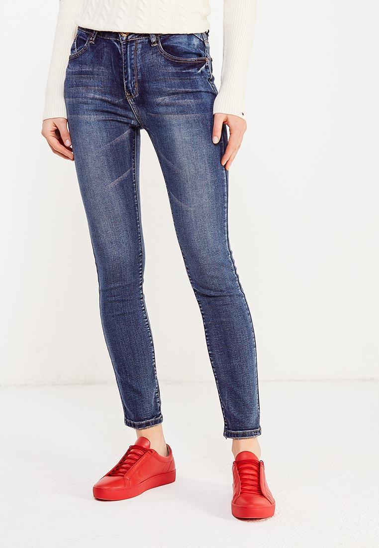 Зауженные джинсы G&G B014-K474