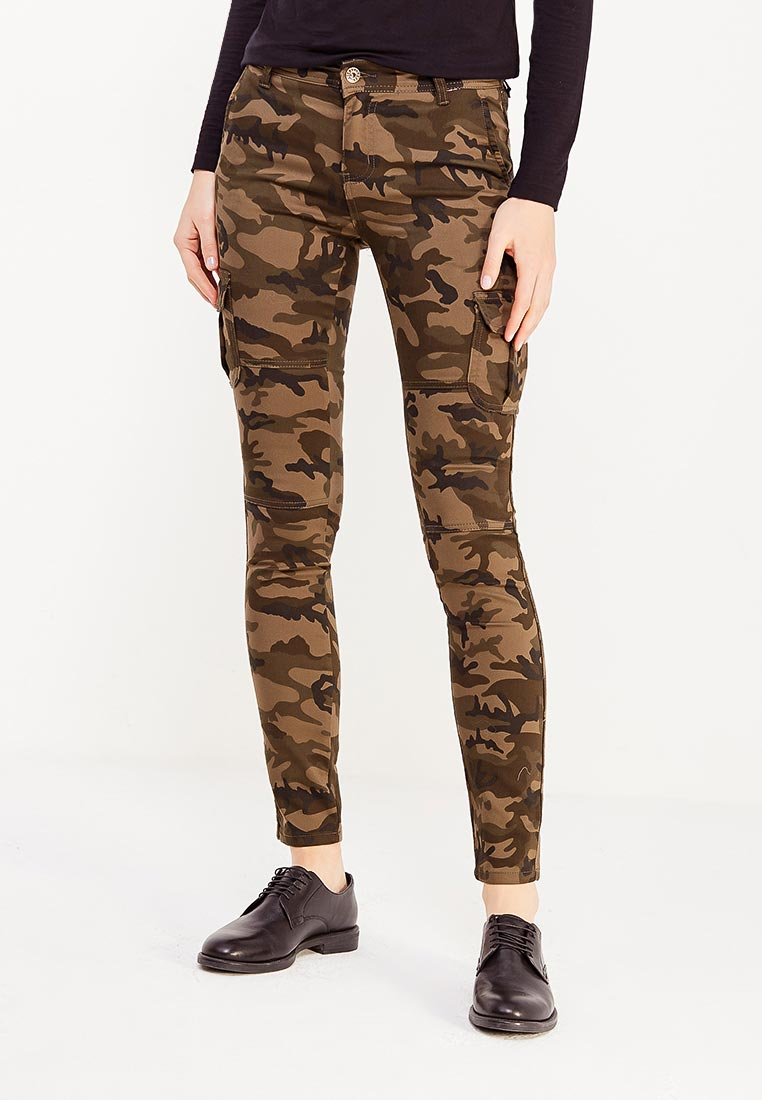Женские зауженные брюки G&G B014-T033