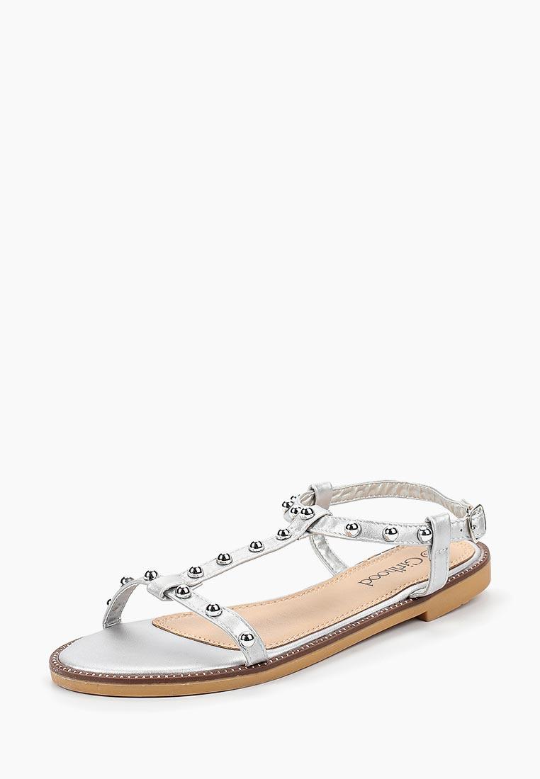 Женские сандалии Girlhood LX55