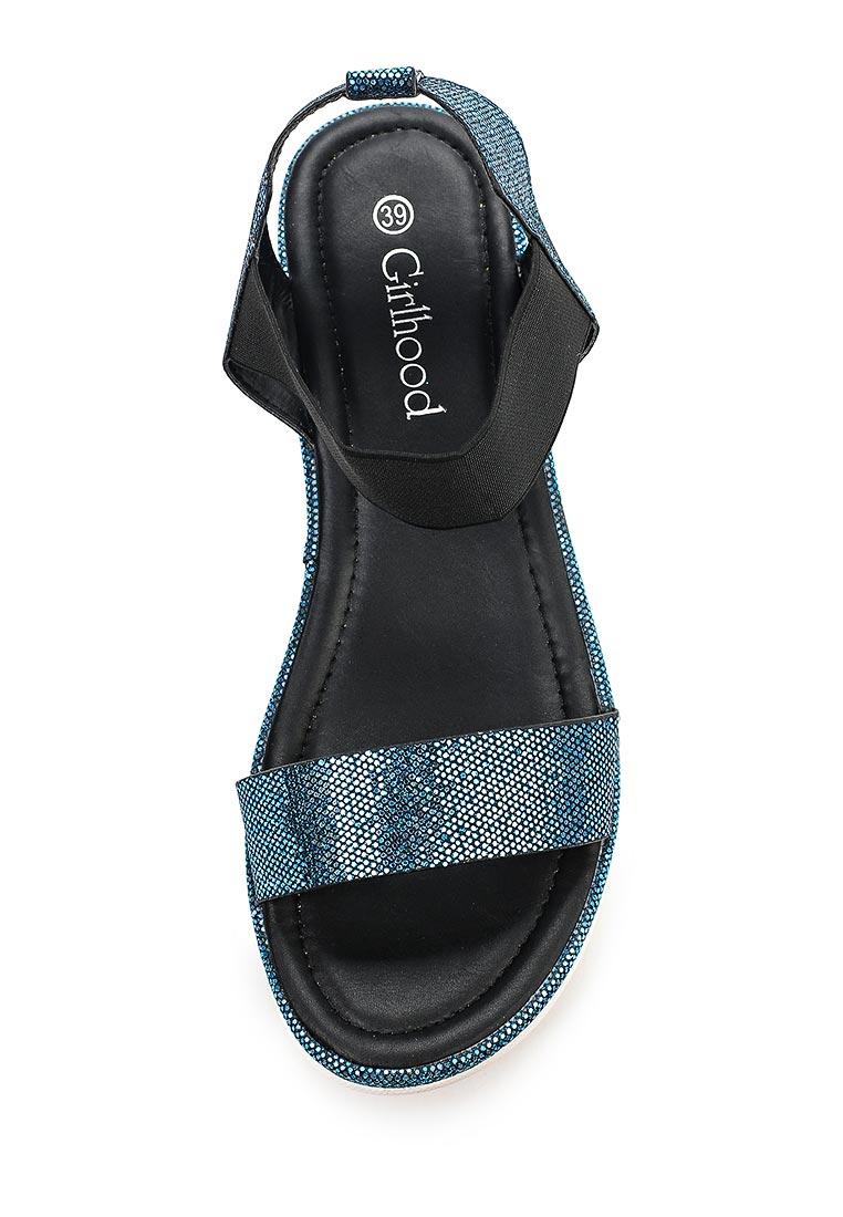 Женские сандалии Girlhood EM12: изображение 4