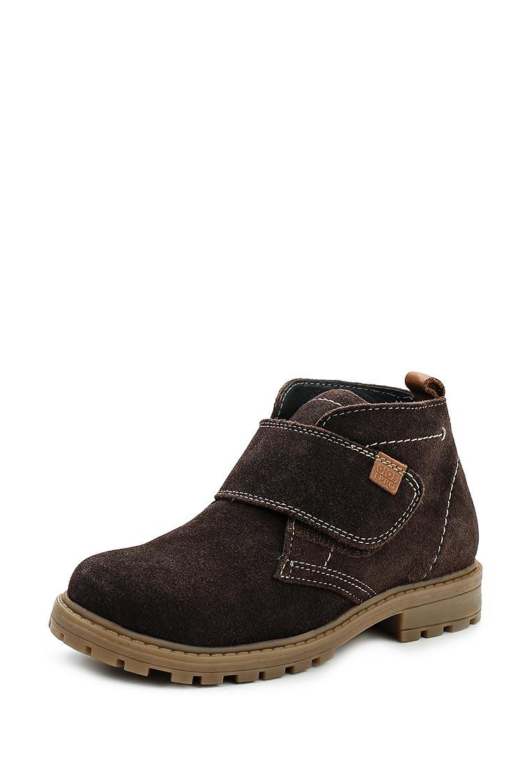 Ботинки для мальчиков Gioseppo 41478