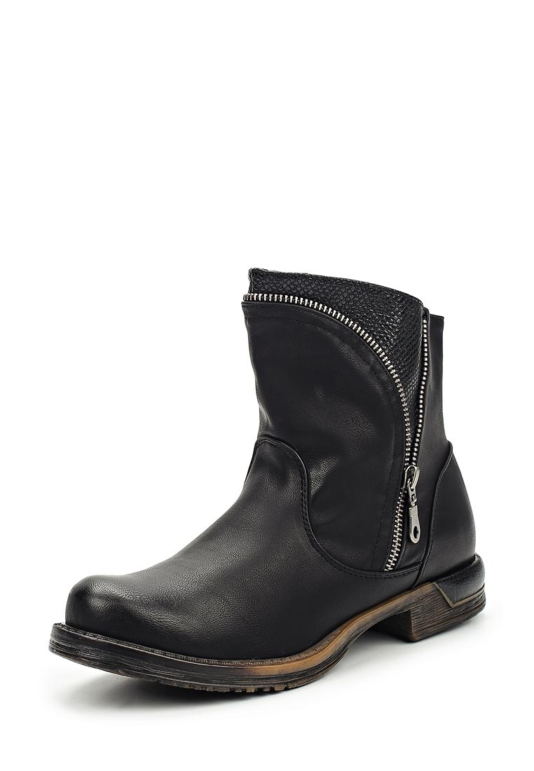 Женские ботинки Gioia F80-808