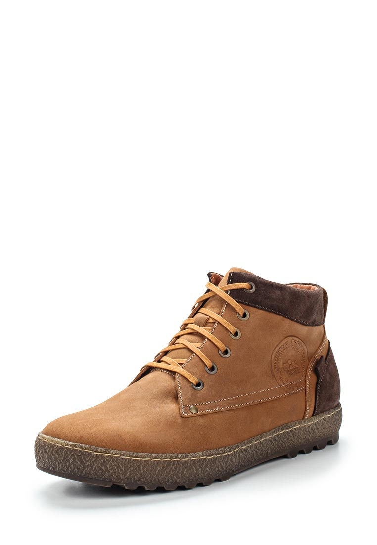 Мужские ботинки Giatoma Niccoli 02-0505-01-4-04-02