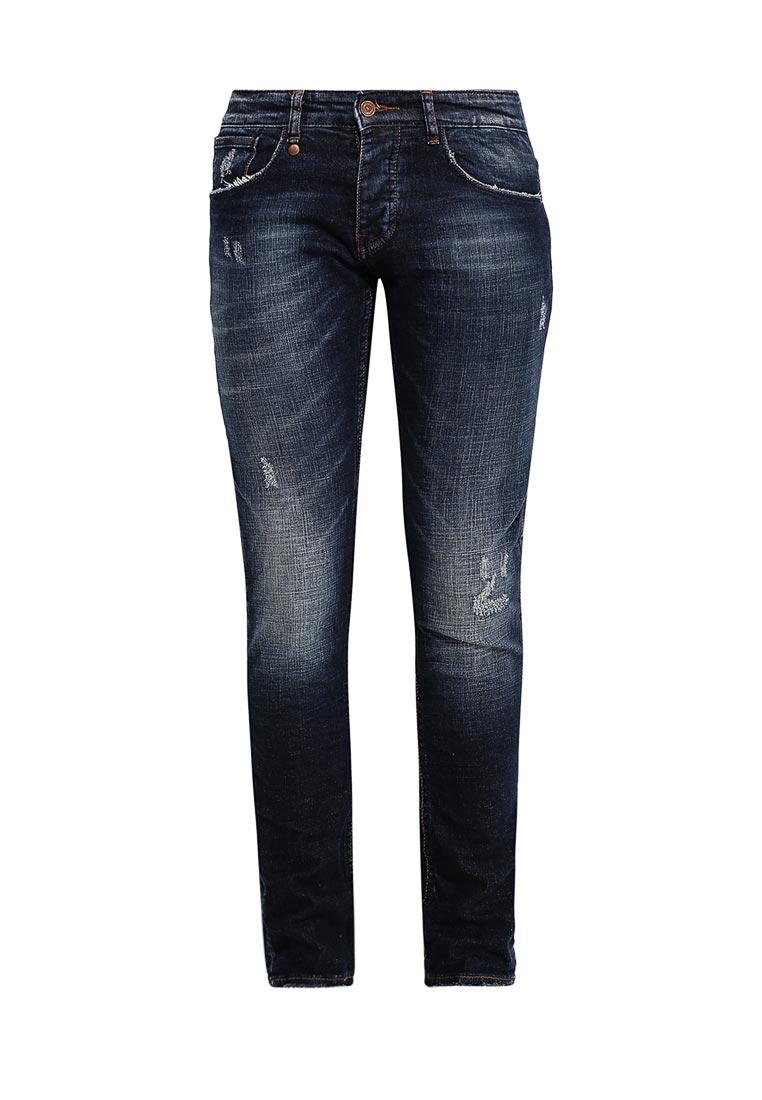 Зауженные джинсы Gianni Lupo P21-1375