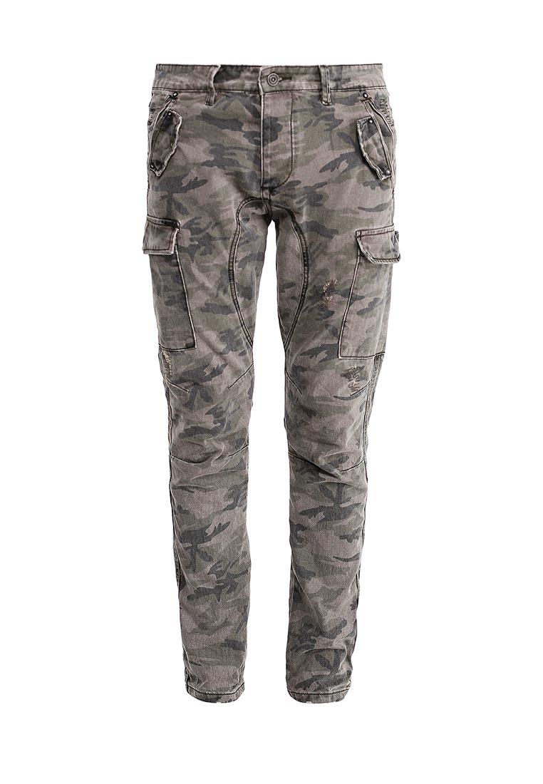 Мужские повседневные брюки Gianni Lupo D001-2363MI