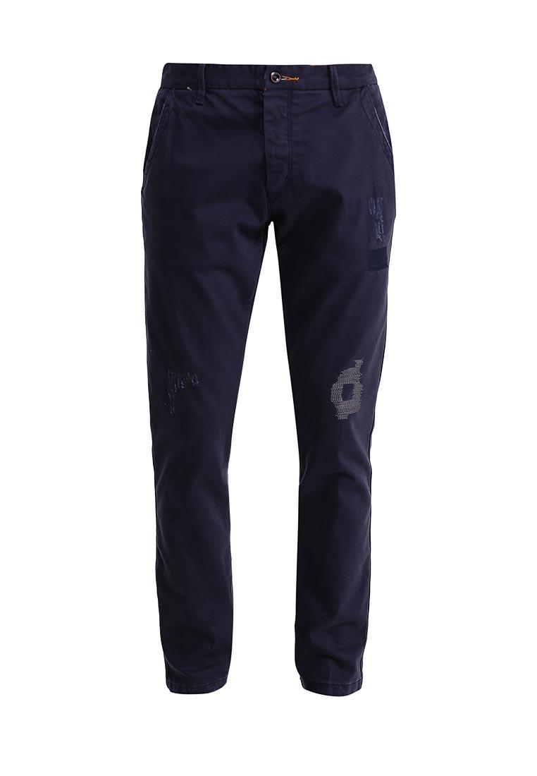 Мужские повседневные брюки Gianni Lupo D001-J2812