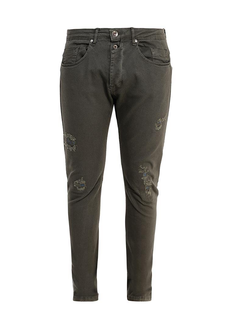 Мужские повседневные брюки Gianni Lupo D001-KARL8004