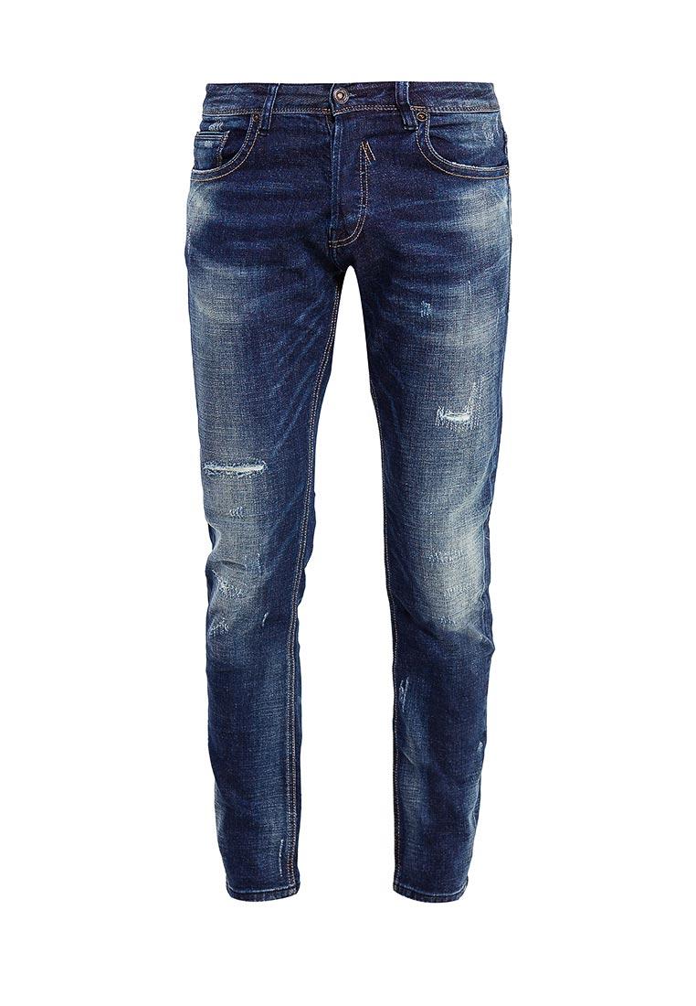 Зауженные джинсы Gianni Lupo D001-GL018F