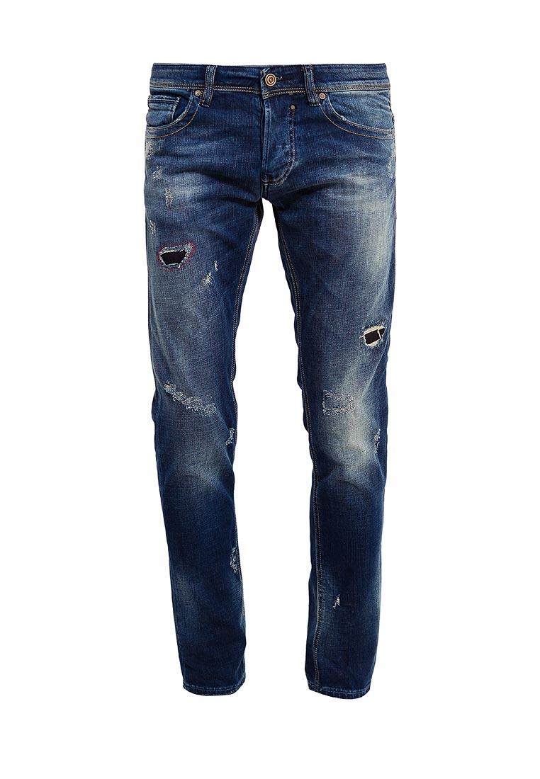 Мужские прямые джинсы Gianni Lupo D001-GL161103