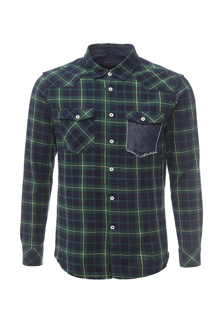 Рубашка с длинным рукавом Gianni Lupo D001-GL7038S