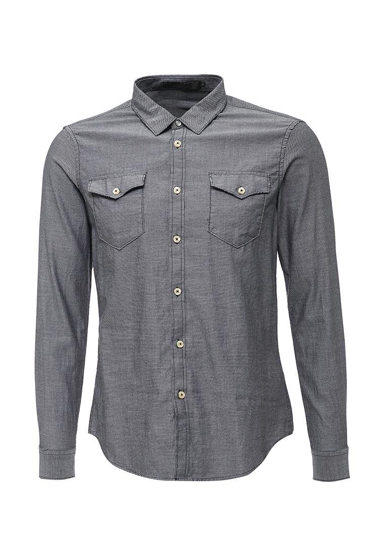 Рубашка с длинным рукавом Gianni Lupo D001-GL7050S