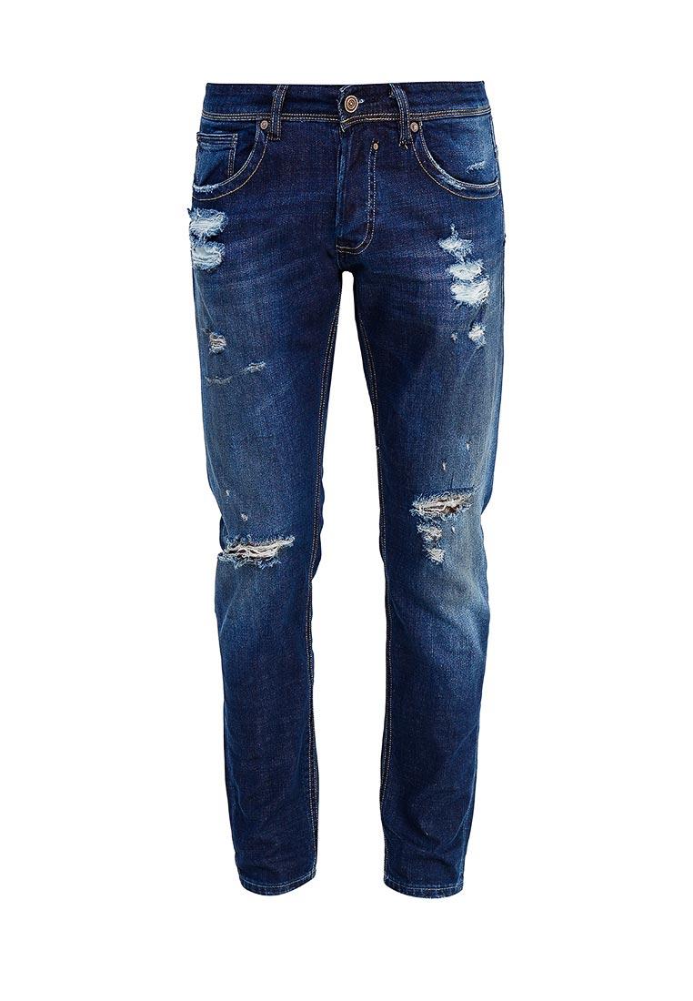 Зауженные джинсы Gianni Lupo D001-GLC171-1