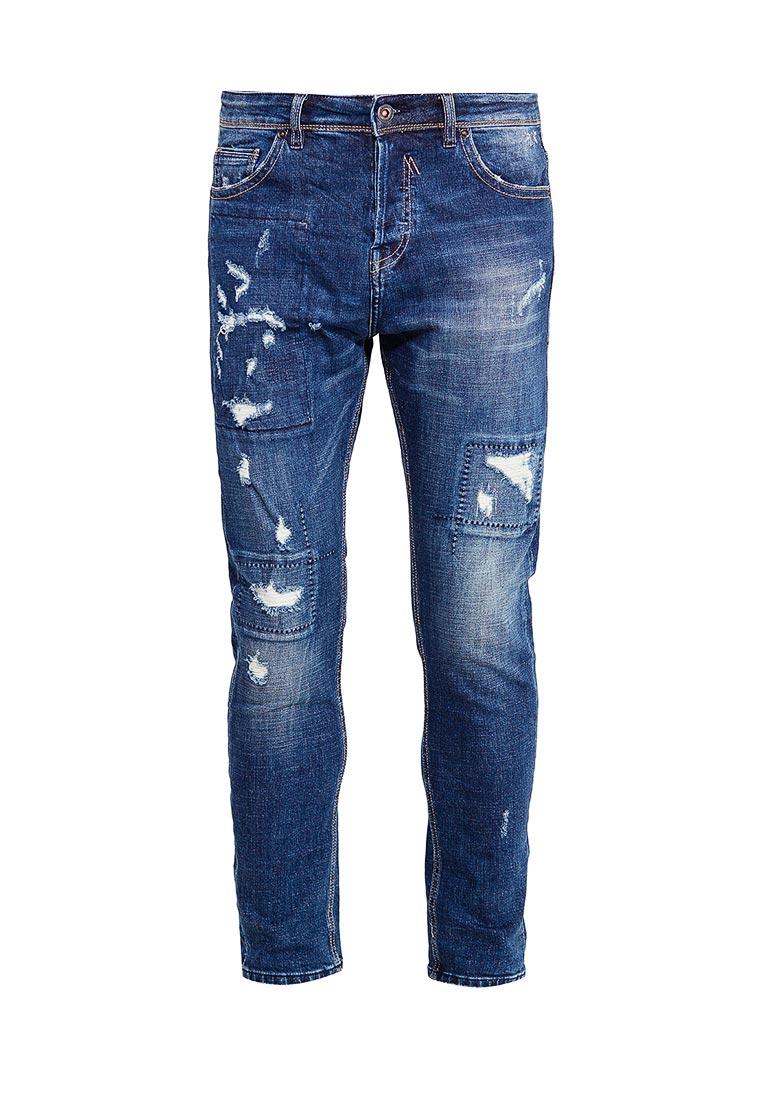 Зауженные джинсы Gianni Lupo D001-GL003F