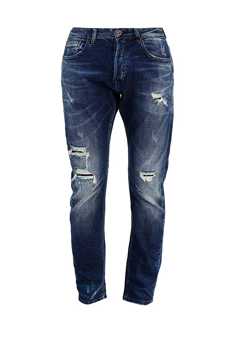 Зауженные джинсы Gianni Lupo D001-GL008F